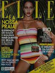 "Pictures of revista ELLE. Pictures by Pousada Pé na Areia - Charming, fully decorated sea facing chalets located on Boiçucanga beach, on São Paulo northern shore. Boiçucanga is a beach with calm waters and woundrous sunset, surrounded by the Atlantic Rainforest and by very good restaurants. There also is a complete services infrastructure that includes supermarkets and shopping malls. You can find all that and much more at ""Pé na Areia"" (aka ""Esquina da Mentira""), the perfect place for spending your vacations and weekends, or even having your own house at the sea."